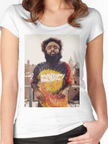 Juicy Juice Women's Fitted Scoop T-Shirt
