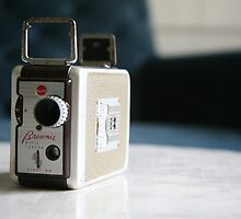 Brownie Movie Camera  by LynnEngland