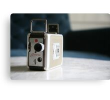 Brownie Movie Camera  Canvas Print