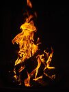 Fire Faces...6 by markgb