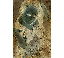 Ripped beauty Photographic Print