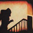 Study of Nosferatu by KatieEBligh