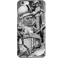 The Watchers. iPhone Case/Skin