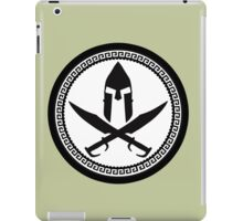 Spartan Shield iPad Case/Skin
