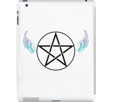 Devils Trap iPad Case/Skin
