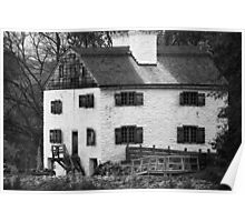The Manor House Poster