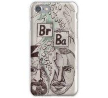 Drawing breaking bad iPhone Case/Skin
