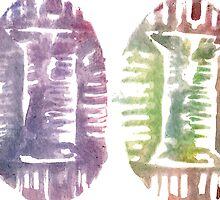 Spool Series Print by Amy-Elyse Neer