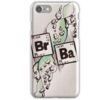 Breaking bad inspired illustration iPhone Case/Skin