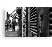 STREET SOUL Canvas Print