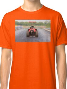 Live life a quarter of a mile at a time Classic T-Shirt