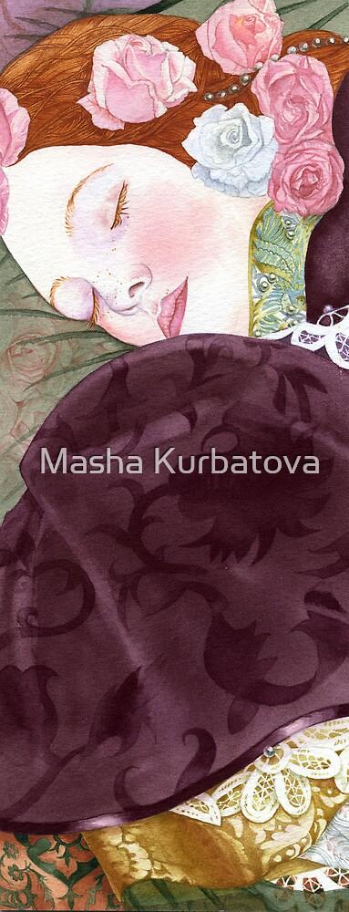 Tsarevna by Masha Kurbatova