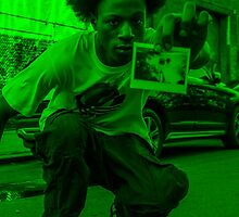 Joey Bada$$ feels greeny by Luggy