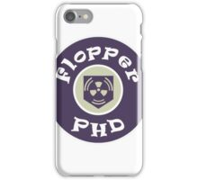 PHD Flopper - Black Ops Zombies Power-up iPhone Case/Skin