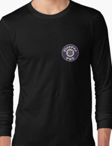 PHD Flopper - Black Ops Zombies Power-up Long Sleeve T-Shirt