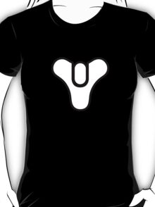 Destiny - Main Logo (White) T-Shirt
