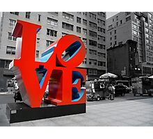 All You Need... Photographic Print