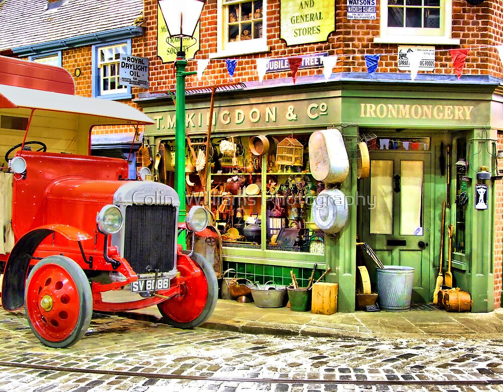 Kingdon and Co, Ironmomgery - HDR by Colin  Williams Photography