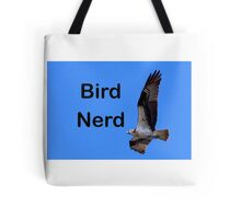 osprey bird nerd Tote Bag