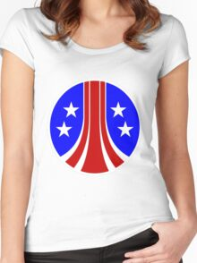 aliens colonial marines Women's Fitted Scoop T-Shirt