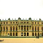 Panoramic Versailles by keyconcept