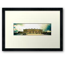Panoramic Versailles Framed Print