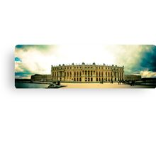Panoramic Versailles Canvas Print