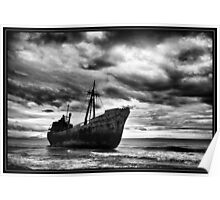 Endless Voyage - Shipwreck in Gytheio Poster