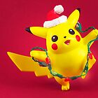 Pikachu's Christmas  by Fanboy30