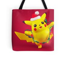 Pikachu's Christmas  Tote Bag