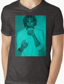 The Underachievers' Blue Mens V-Neck T-Shirt