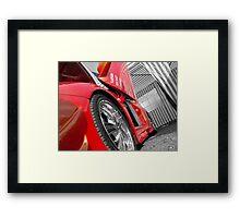 Toyota Celica Framed Print