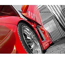 Toyota Celica Photographic Print