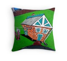 Urban Sprawl - The Urban Series Throw Pillow