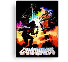 Conquest Canvas Print