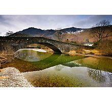 Grange Bridge Photographic Print