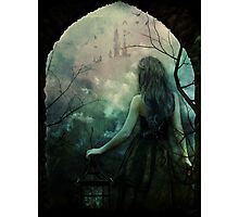 Morgan le Fay Photographic Print