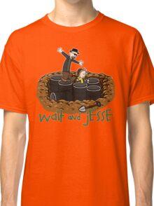 Walt and Jesse Classic T-Shirt