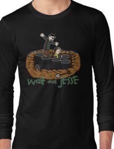 Walt and Jesse Long Sleeve T-Shirt