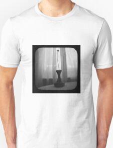 Vase Silhouette B&W TTV T-Shirt
