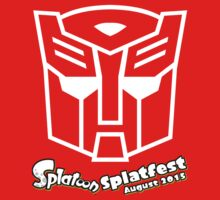 Splatfest Team Autobots v.1 Kids Tee