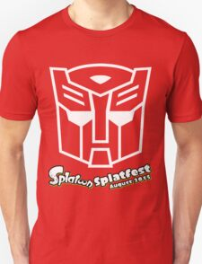 Splatfest Team Autobots v.1 T-Shirt