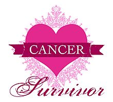 Cancer Survivor Photographic Print