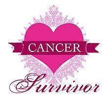 Cancer Survivor Photographic Print