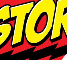 History! Sticker Sticker