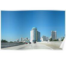 Una bella perspectiva...........................................Miami Poster