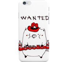 Cowboy Bacon iPhone Case/Skin