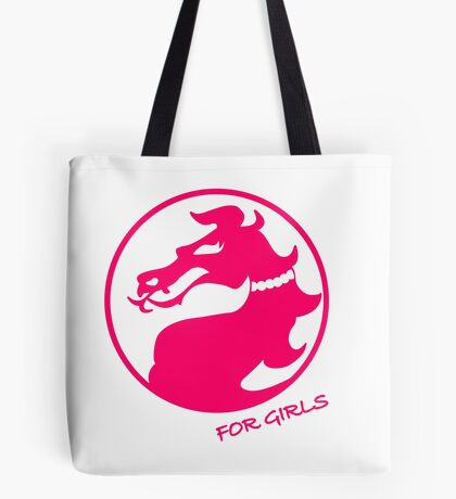 Mortal Kombat for Girls Tote Bag