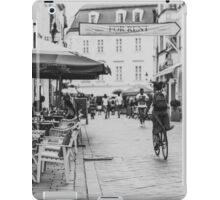 Bratislava iPad Case/Skin