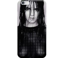 Kendall Black and White iPhone Case/Skin